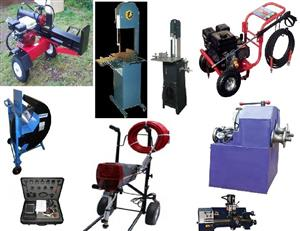 New DIY Machinery from Workshop to Building to Construction to