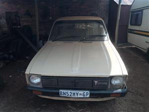 1981 Toyota Hilux 2.0