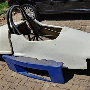 formula vee chassis