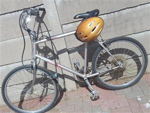 Mountain bike for sale Shimano aluminium