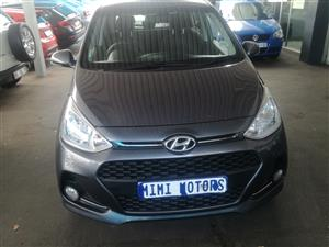2018 Hyundai i10 1.25 Glide Limited Edition