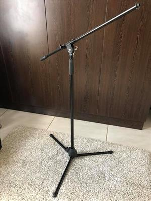 Microphone stand for sale