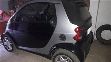 2003 Smart Fortwo Coupe