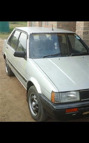 1985 Toyota Corolla 160i GLE