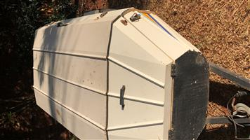 Trailer. No papers. Good condition