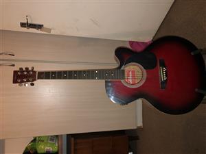 California Acoustics Guitar