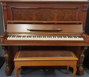 Kaim & Sohn Upright Piano 1910s