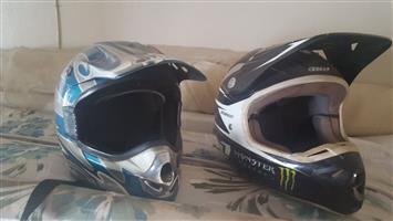 2008 Motorcycle Gear  Helmets
