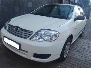 2006 Toyota Corolla 140i GLE
