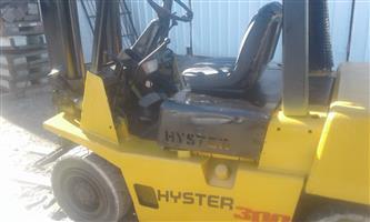 Hyster Forklift 3 Tonne For Sale  65000