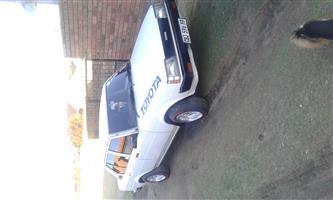 1983 Toyota Corolla 1.3 Advanced