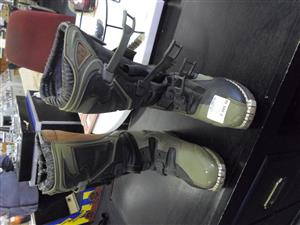 Thor Quadrant Size 8 Boots