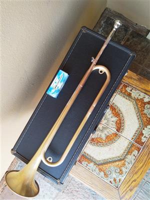 Classic Brass Instruments.