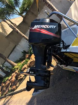 WANTED Outboard motor up to 15 hp.
