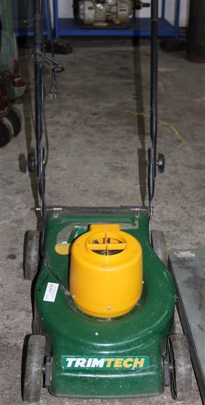 Trim Tech electric lawnmower S033661A #Rosettenvillepawnshop