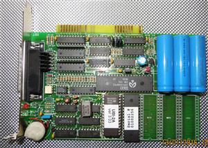 Unison Communications Voice Processing PC Card