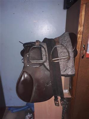 Epsom saddle