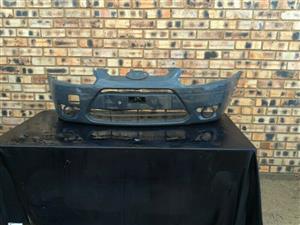 Ford Bantam Facelift Front Bumper Cover