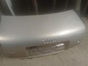 Audi A 6 Boot Lid