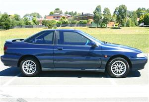 1995 Hyundai Scoupe LS Left Front Window Wanted