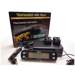 ReptiZoo Digital Thermostat with timer