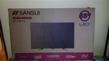 "Sansui 55"" LED TV"