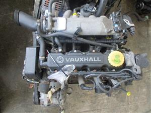 Opel Corsa 1.6 8v low mileage engine availble
