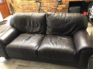 Lounge Suite - Pure Leather