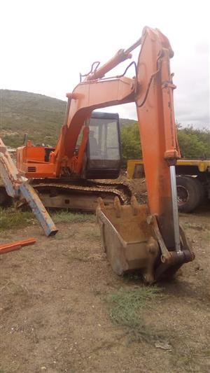 Hitachi 12 ton