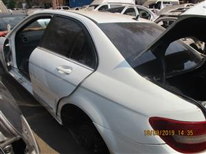MERCEDES B200 W246 STRIPPING FOR SPARES