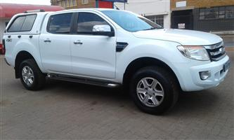 2012 Ford Ranger 3.2 double cab 4x4 Fx4 auto