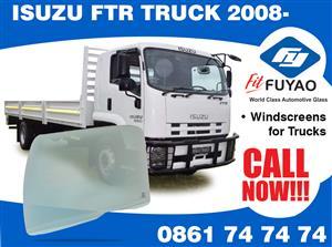 Brand new sidedoor glass for sale for Isuzu FTR Truck 2005 #430020