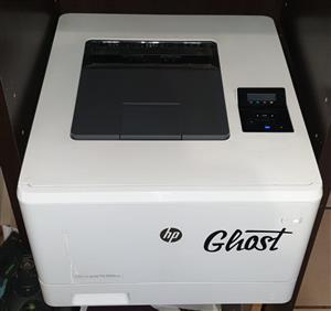 Hp Colour Laserjet Pro M452nw (Ghost White Printer)