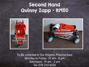Second Hand Quinny Zapp