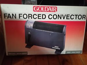 Goldair Forced Convector Model GCH-2000F