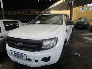 2015 Ford Ranger 2.2 double cab 4x4 XL