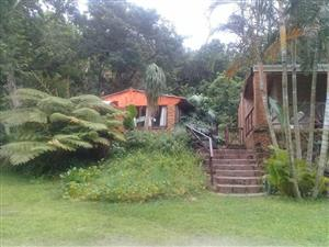 Self Catering Holiday Chalets For sale in Hibberdene - REF: LV017