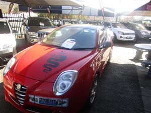 2012 Alfa Romeo Mito MiTo 1.4TBi Distinctive