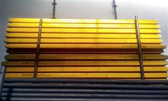 2.9m Yellow Beams for Sale (Refurbished)