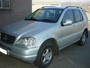 Mercedes ML320 W164 spares for sale.