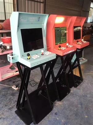 Arcade Video Game Upright Unit, coin and non-coin operated for sale