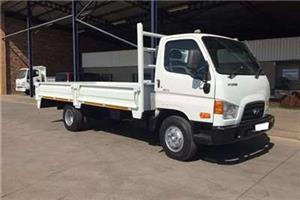 2 x 4 Ton trucks for deliveries available immediately
