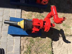 PTO Pumps for Tractors: Water Pump
