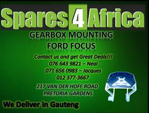 Gearbox Mounting Ford Focus