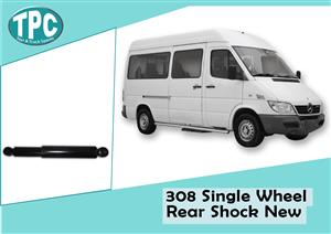 Mercedes Benz Sprinter 308 Single Wheel Rear Shock New For Sale at TPC
