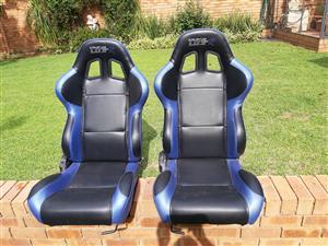 Racing Type R Bucket Seats Junk Mail
