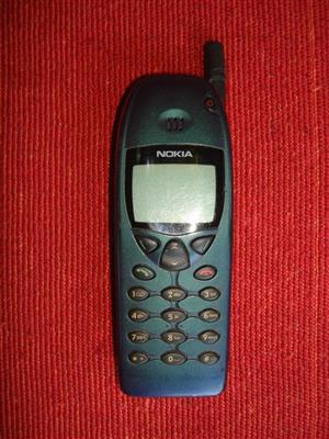 Nokia 6110 & charger