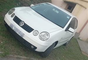 2003 VW Polo 1.4 Comfortline