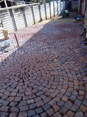 paving and construction