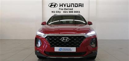 2019 Hyundai Santa FE Santa Fe 2.2CRDi 4WD Elite 7 seater